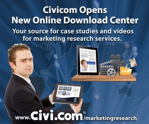 Civicom Launches Download Center – a Virtual Library of Successful Methodologies for Market Research Projects