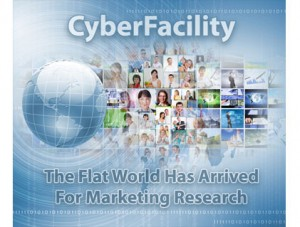Multi-Language CyberFacility® Webinar Validates Flat World Has Arrived For Marketing Research