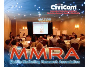 Civicom Engages Marketing Research Innovators in Mobile Quantitative Workshop