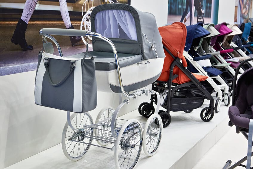 Shopping case study for the perfect baby strollers